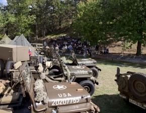 Festival vojaške zgodovine 2012